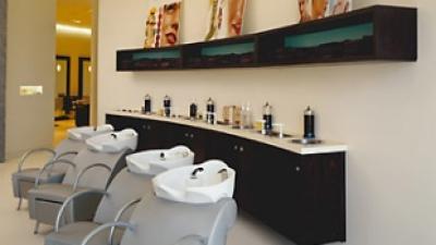 Shampoo Area