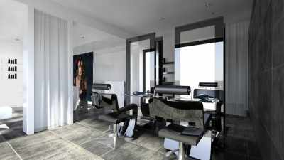 Post Industrial Style  - Styling Area