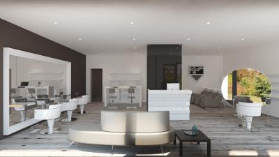 Swedish Style - Reception Area
