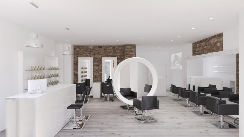 Salon Layouts | Beautydesign