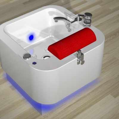 Pedispa Chromatherapy Kit internal and external -