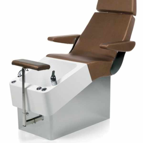 Streamline Basic Pipeless - Pedicure Spa Chairs