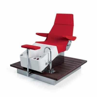 Streamline Deck Shiatsu - Pedicure Spa Chairs