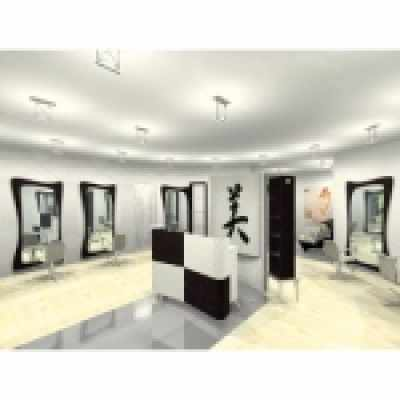 2D - 3D Salon Project -