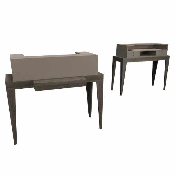 Madison Desk 120 - Salon Reception Desks