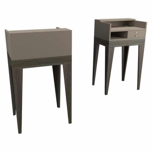 Madison Desk 60 - Salon Reception Desks