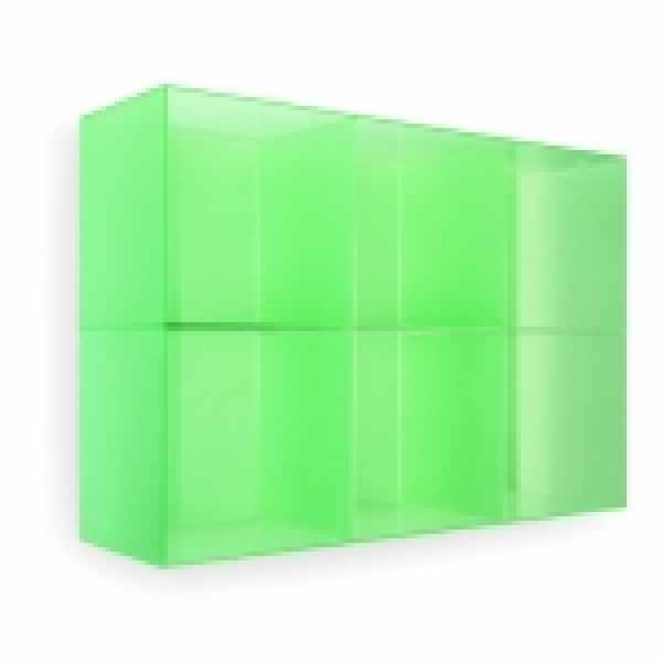 Opale Wall 90 - Salon Retail Displays