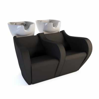 Celebrity Prime Electric Sofa 2P - Shampoo Bowls