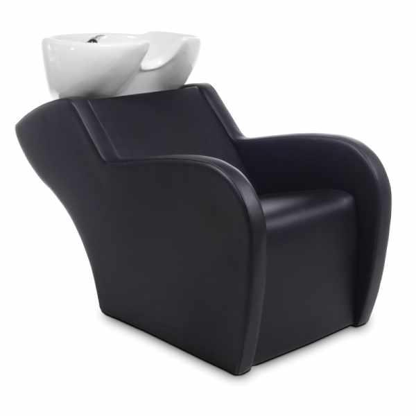 Clubwash Black - Shampoo Bowls