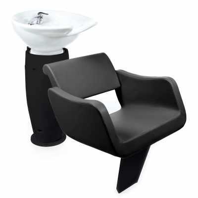 Grabuwash Black - Shampoo Bowls
