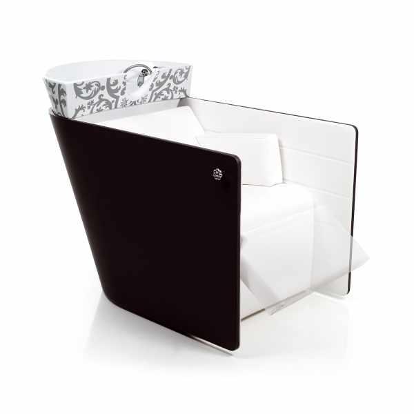 Va Pensiero - Shiatsu Black - Shampoo Bowls
