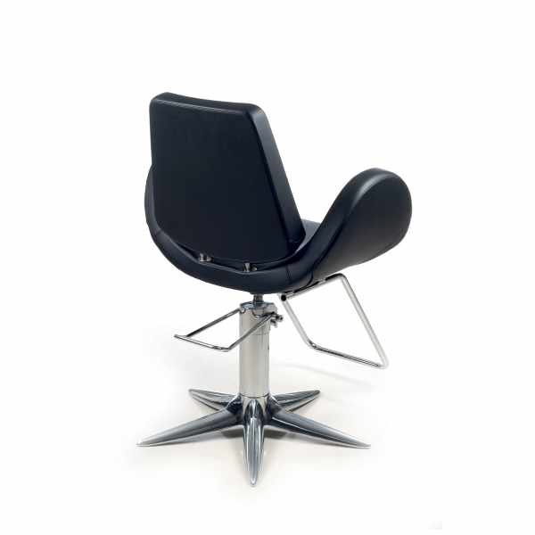 Alipes Black P - Styling Salon Chairs