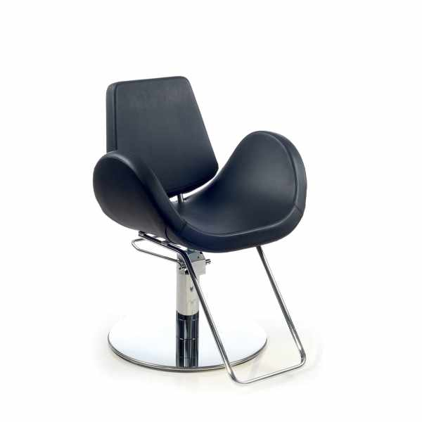 Alipes Black R - Styling Salon Chairs