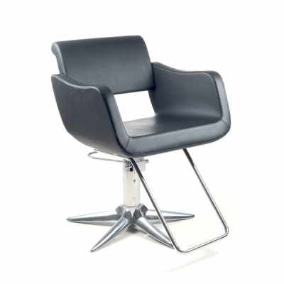 Babuska Black Parrot - Styling Salon Chairs