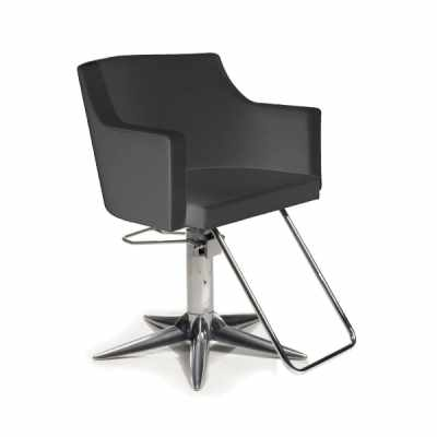 Birkin Black P - Styling Salon Chairs