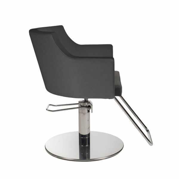 Birkin Black R - Styling Salon Chairs
