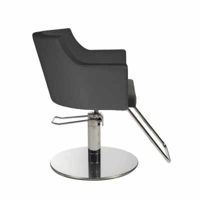 Birkin Black R - Styling Salon Chairs