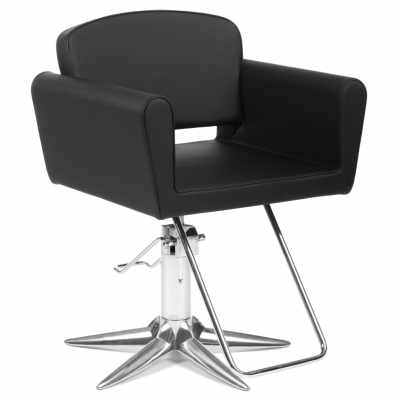 Blueschair Black Promo - Styling Salon Chairs