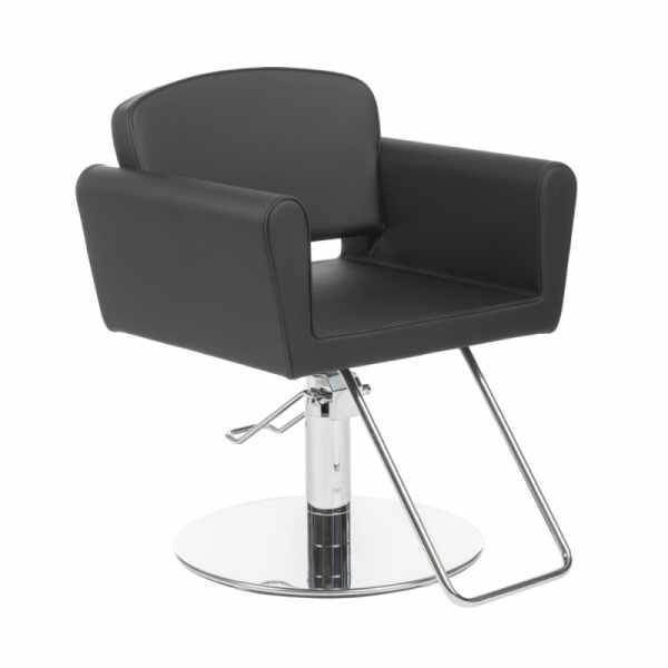 Blueschair Black Promo - Styling Salon Chairs