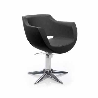 Clust Black P - Styling Salon Chairs