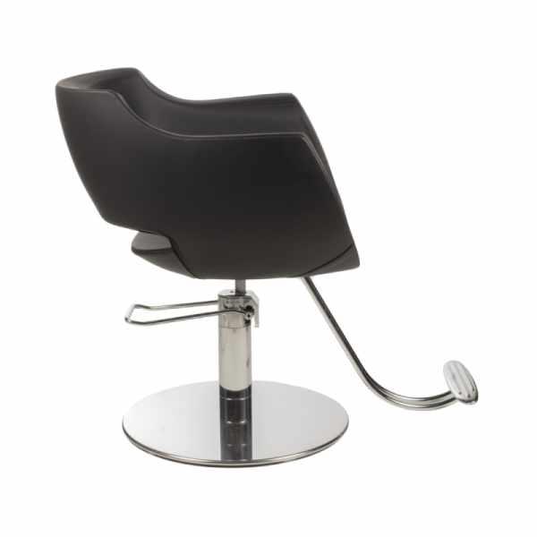 Clust Black R - Styling Salon Chairs