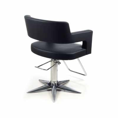Creusa Black P - Styling Salon Chairs