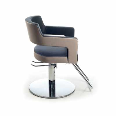 Creusa Color Roto - Styling Salon Chairs