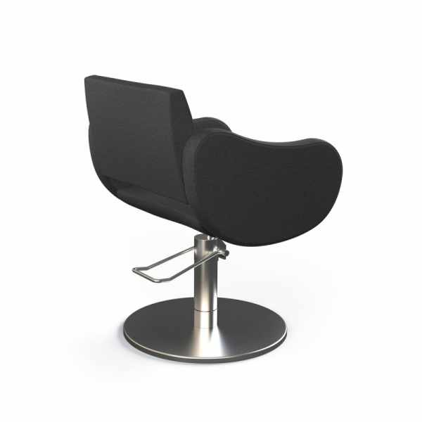Fifties Black R - Styling Salon Chairs