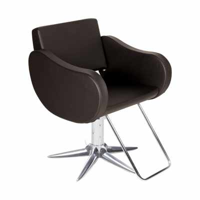 Fifties Black P - Styling Salon Chairs