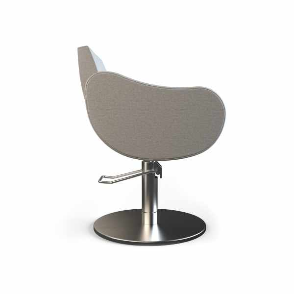 Fifties Full Color Base Roto - Styling Salon Chairs
