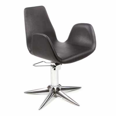 Nysa Black Parrot - Styling Salon Chairs