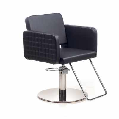 Olma CPT Black R - Styling Salon Chairs