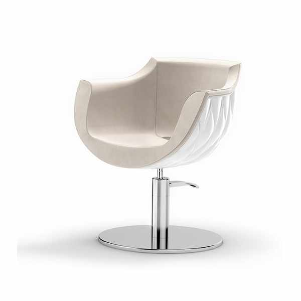 Pearl Chair White - Styling Salon Chairs